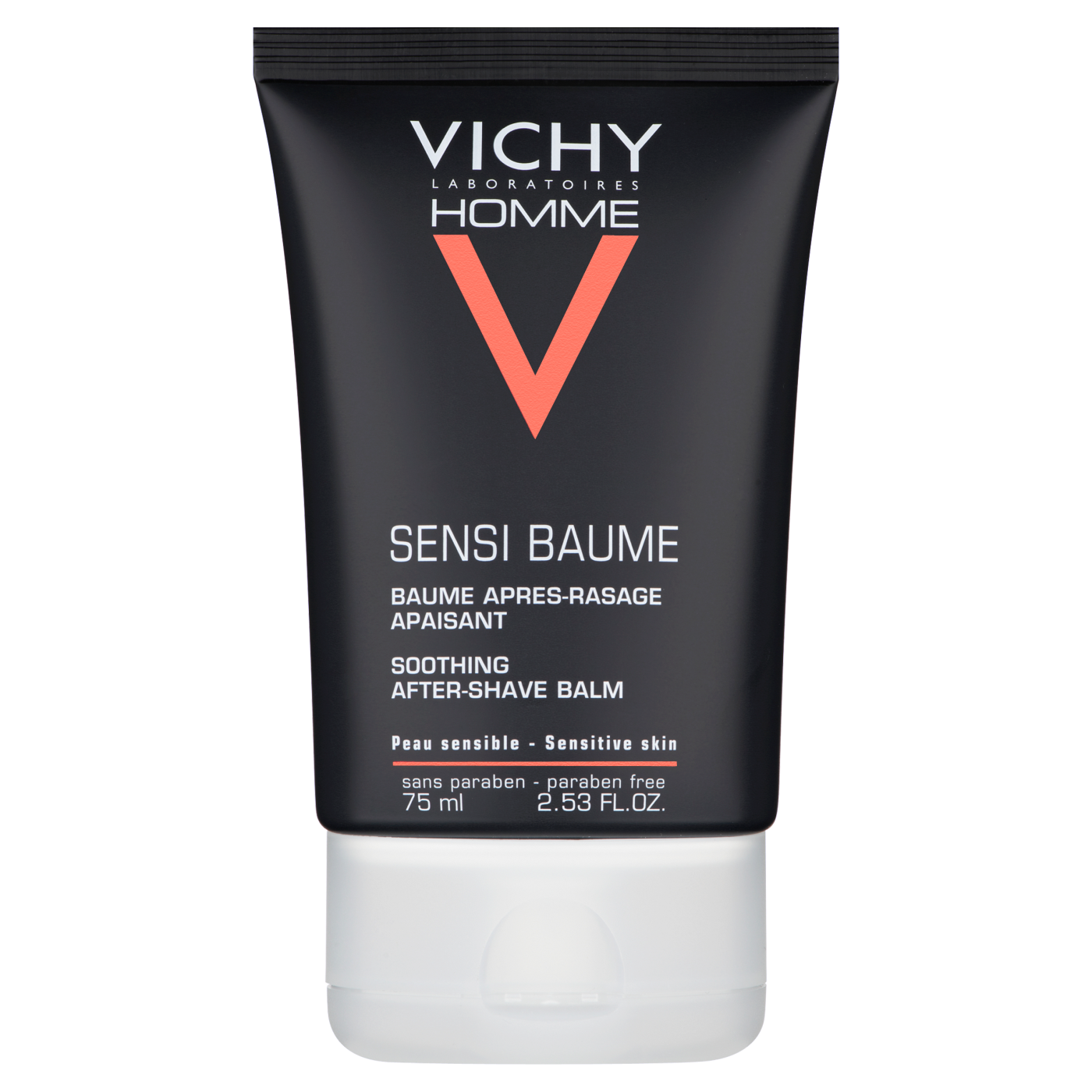 Image of   Vichy Homme Aftershave Balm - 75 ml