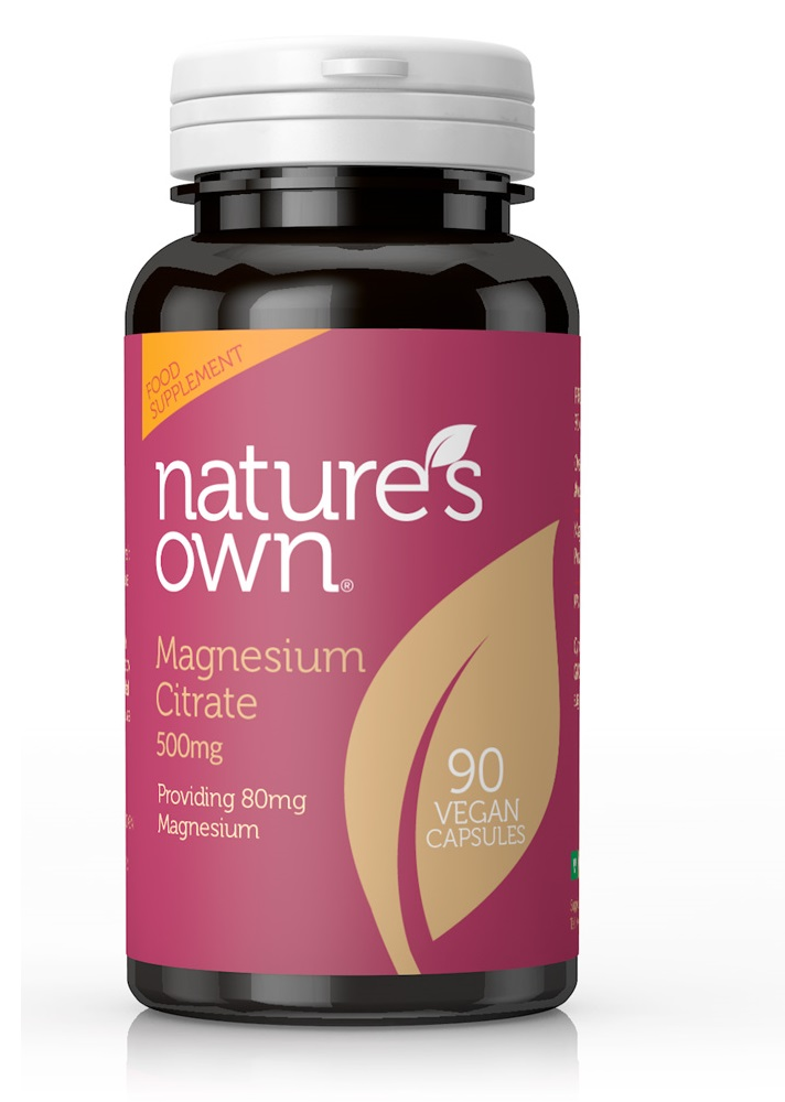 Natures Own magnesium fra Mecindo