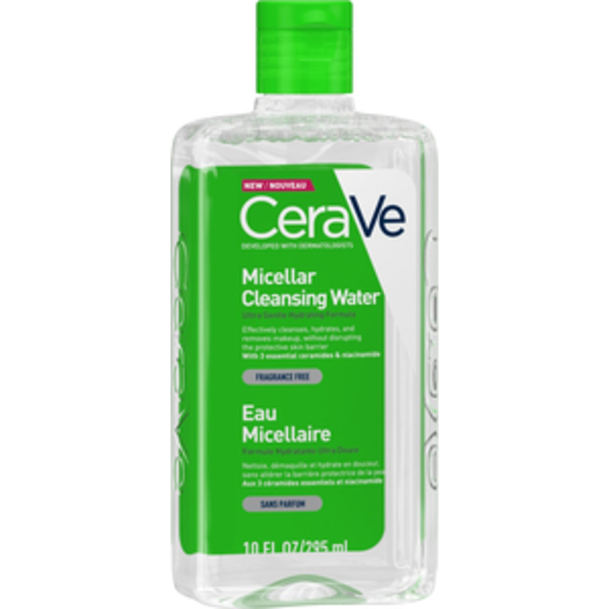 Image of   CeraVe Micellar Cleansing Water - 295 ml