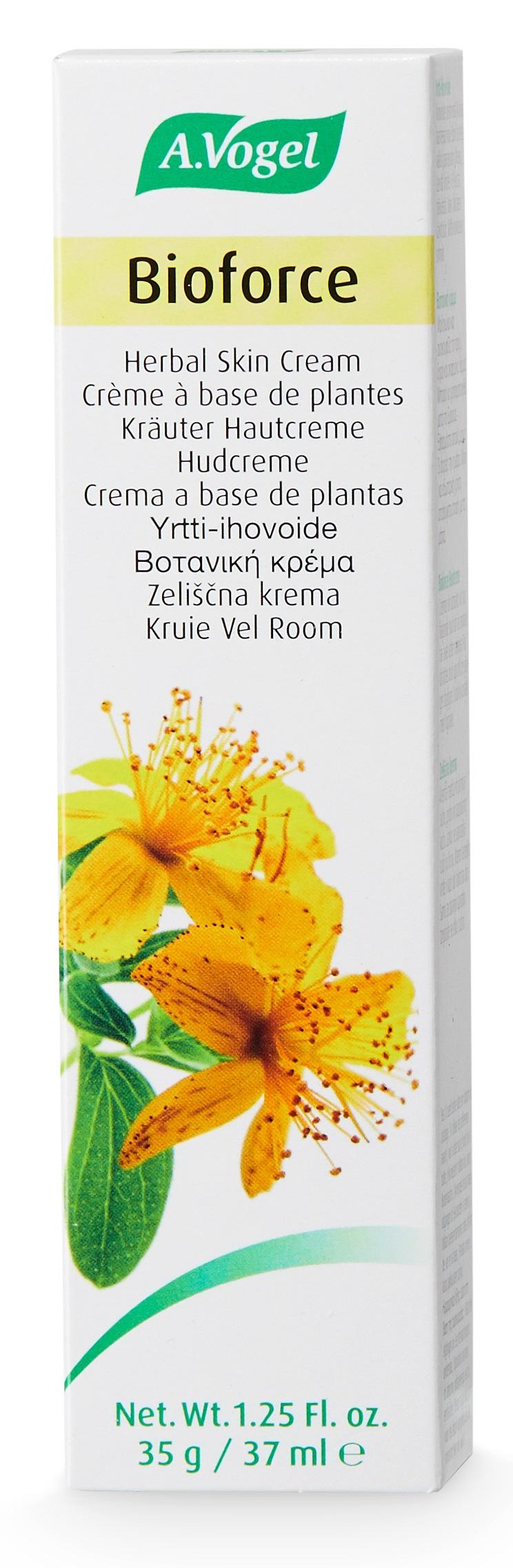 Image of A.Vogel Bioforce Creme - 35 Gram