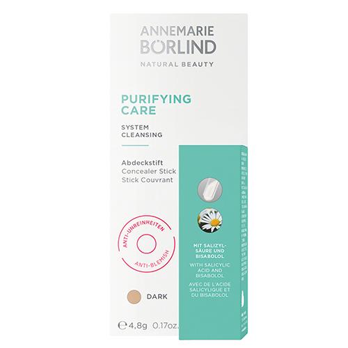 Image of Annemarie Börlind Concealer Stick Dark Purifying Care - 5 G