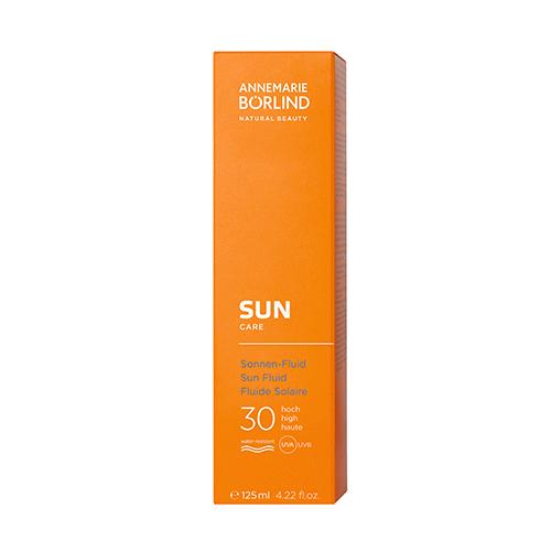 Billede af Annemarie Börlind SUN Sun Fluid SPF 30 - 125 ml