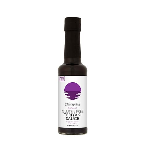 Clearspring teriyaki sauce fra Mecindo