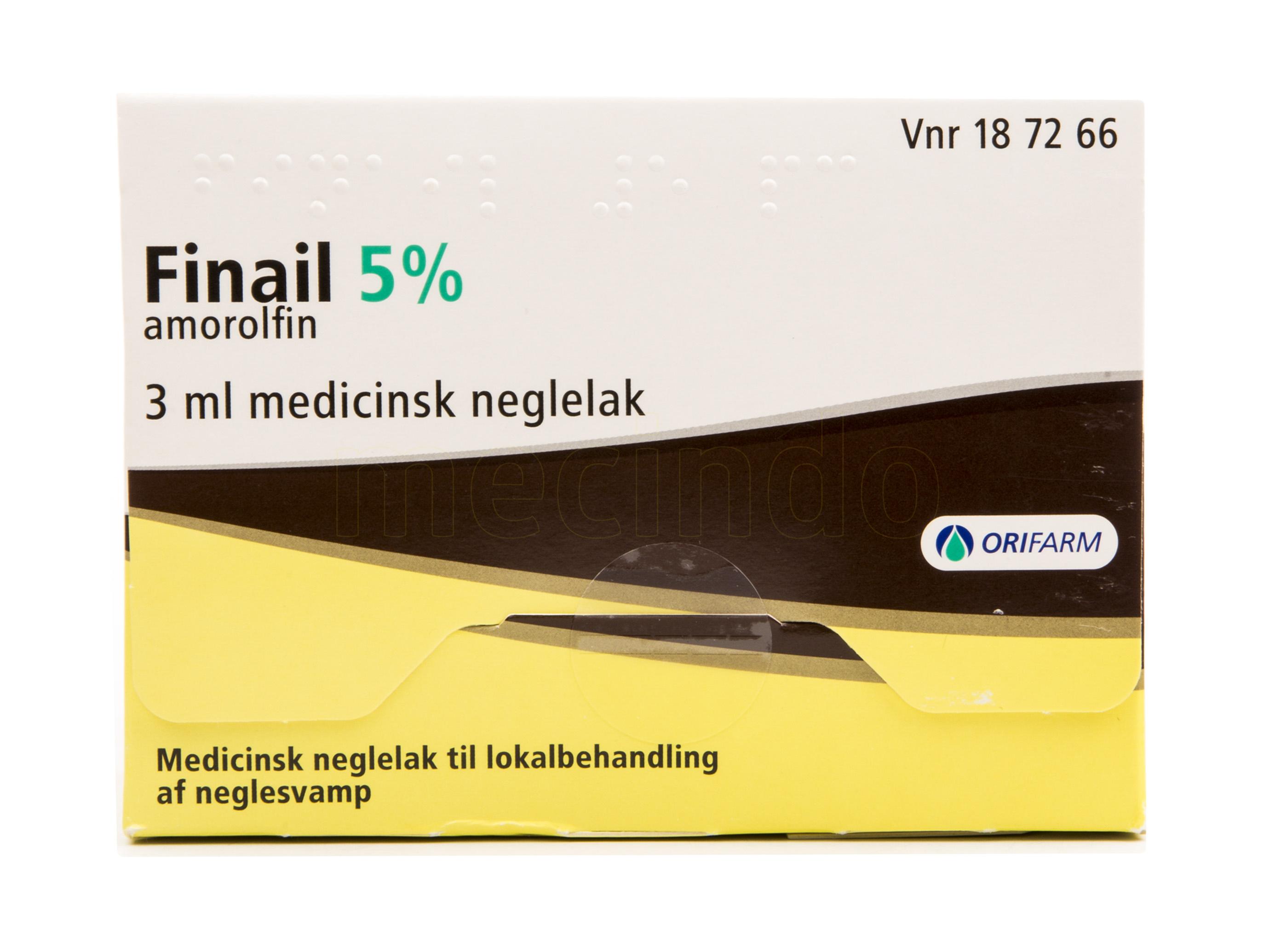 Billede af Finail Neglelak - 5 % - 3 ml