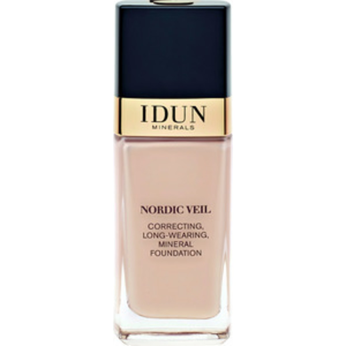 Image of   Idun Minerals Nordic Veil Foundation - Freja - 26 ml