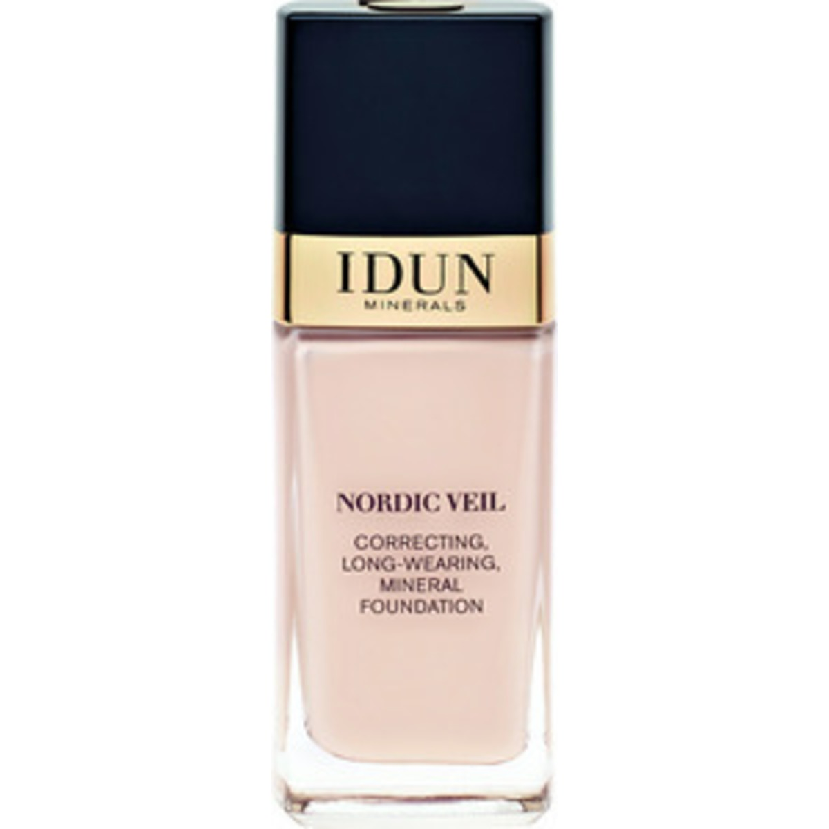Image of   Idun Minerals Nordic Veil Foundation - Saga - 26 ml
