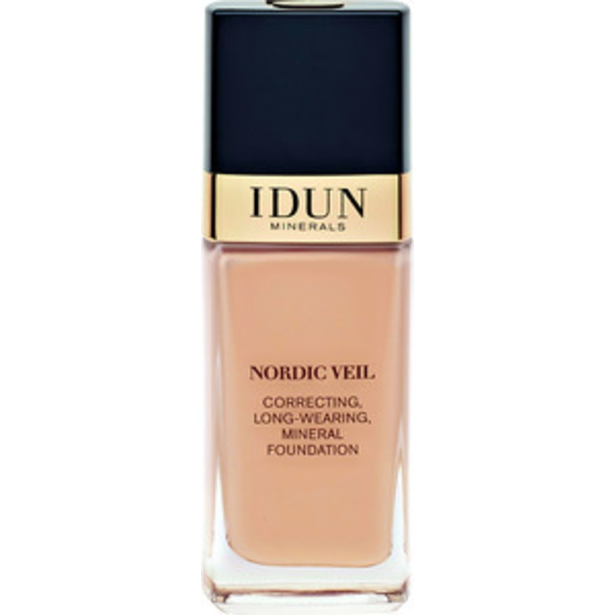 Image of   Idun Minerals Nordic Veil Foundation - Svea - 26 ml