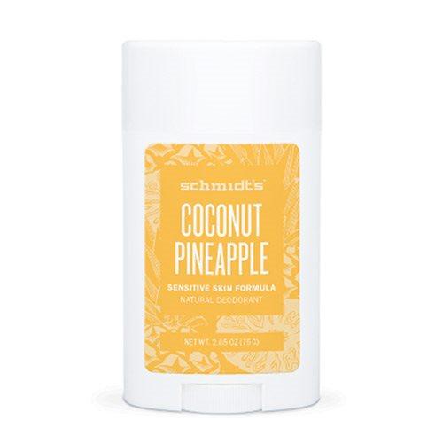 Image of   Schmidt´s Deodorant Stick - Coconut Pineapple - 75 Gram