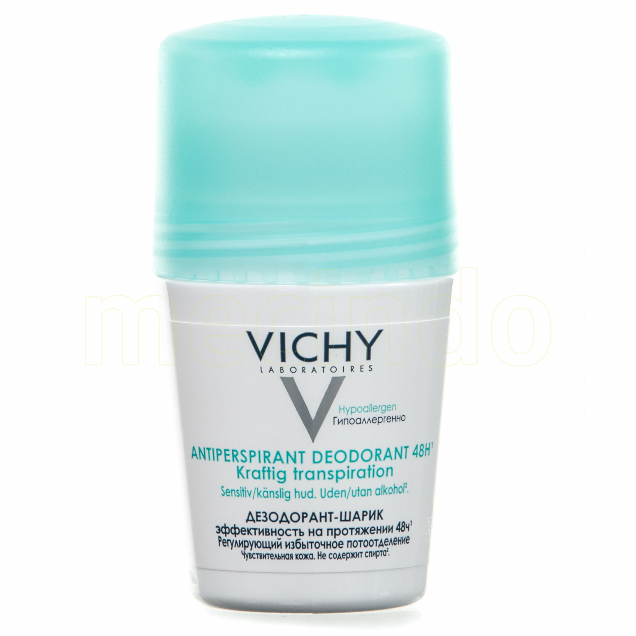 Image of   Vichy Antiperspirant Deo Roll-on - 50 ml
