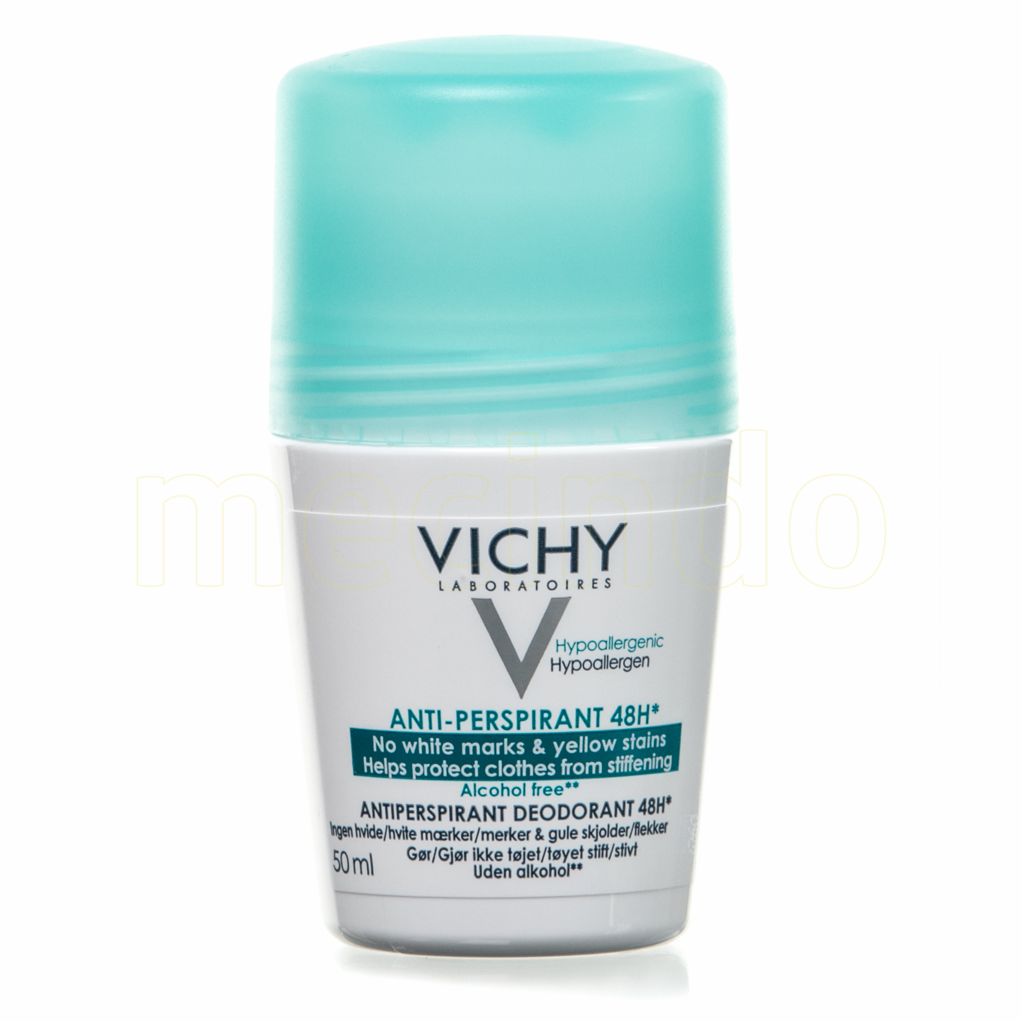 Image of   Vichy Deo No Trace Antiperspirant - 50 ml