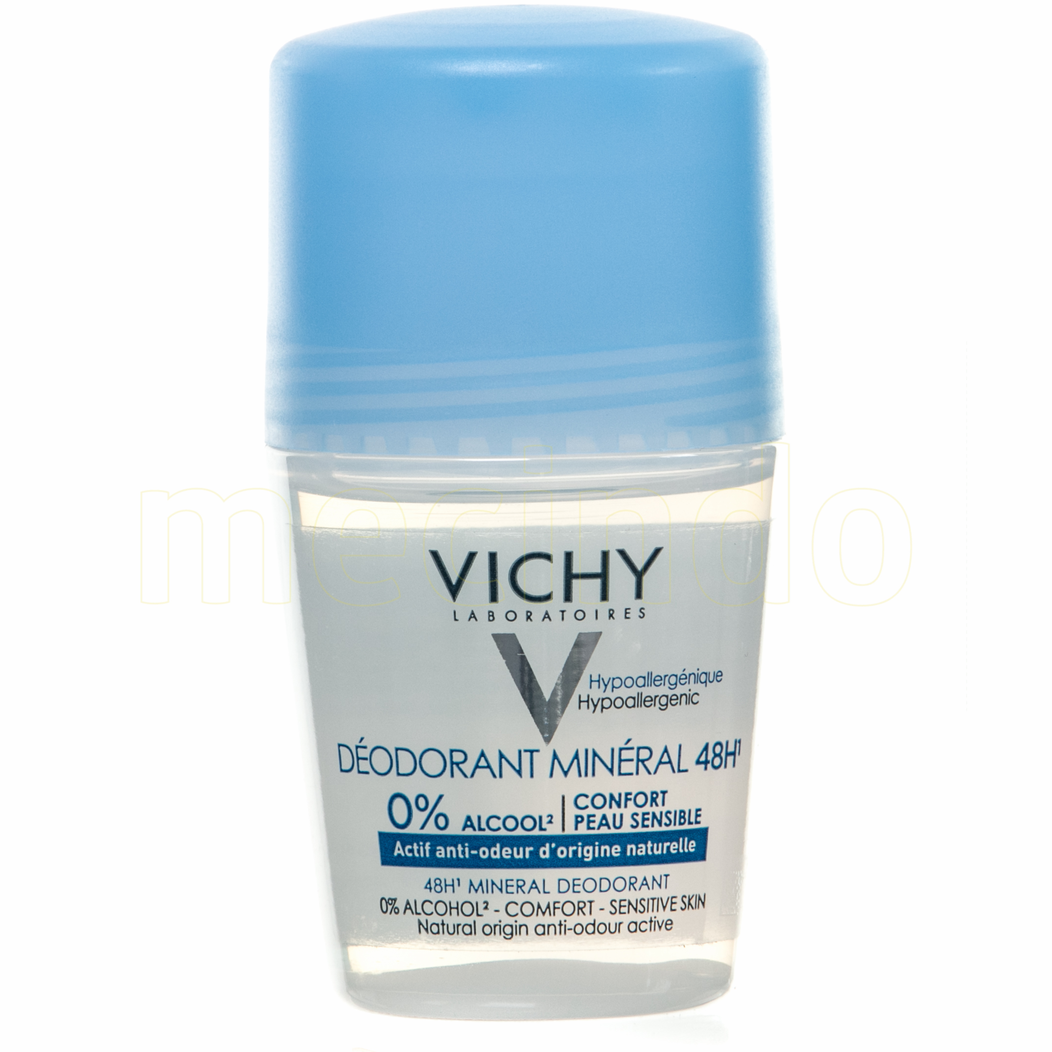 Image of   Vichy Deodorant Mineral Roll-on 48h - 50 ml