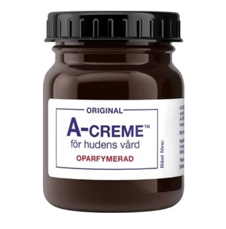 Image of   A-Creme Parfumefri - 120 Gram