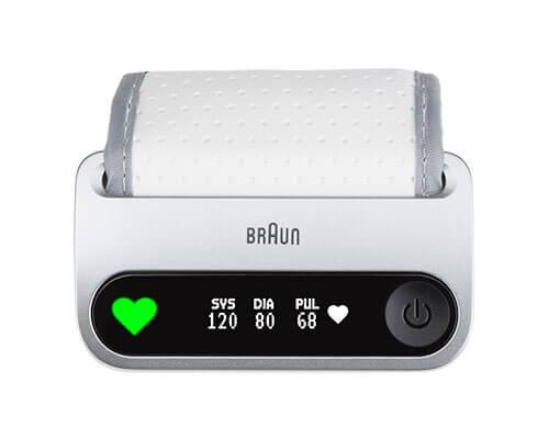 Braun iCheck 7 BPW4500 Blodtryksmåler - 1 Stk.
