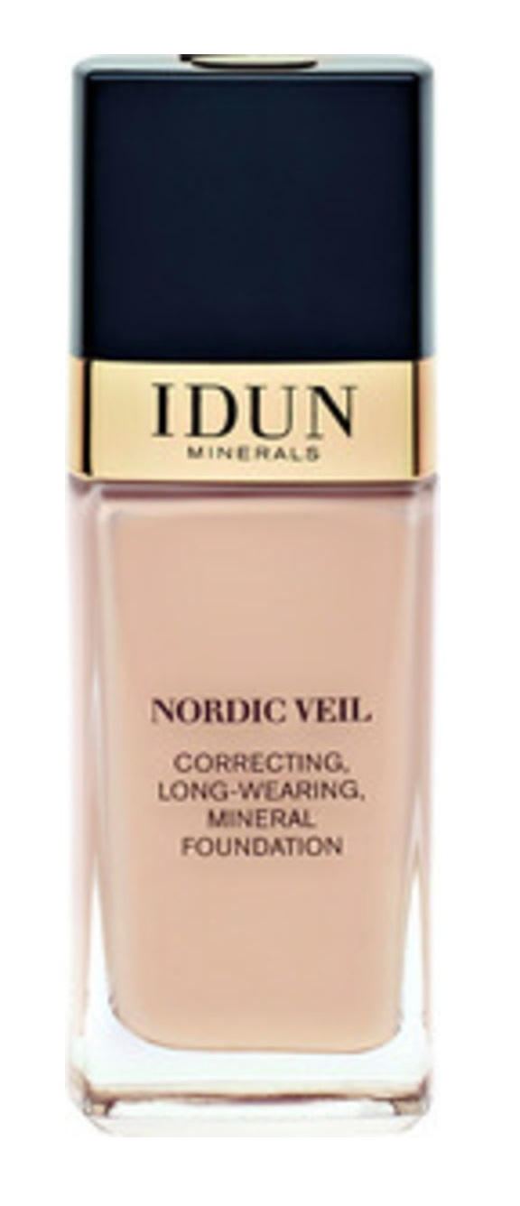 Image of   Idun Minerals Nordic Veil Foundation - Disa - 26 ml