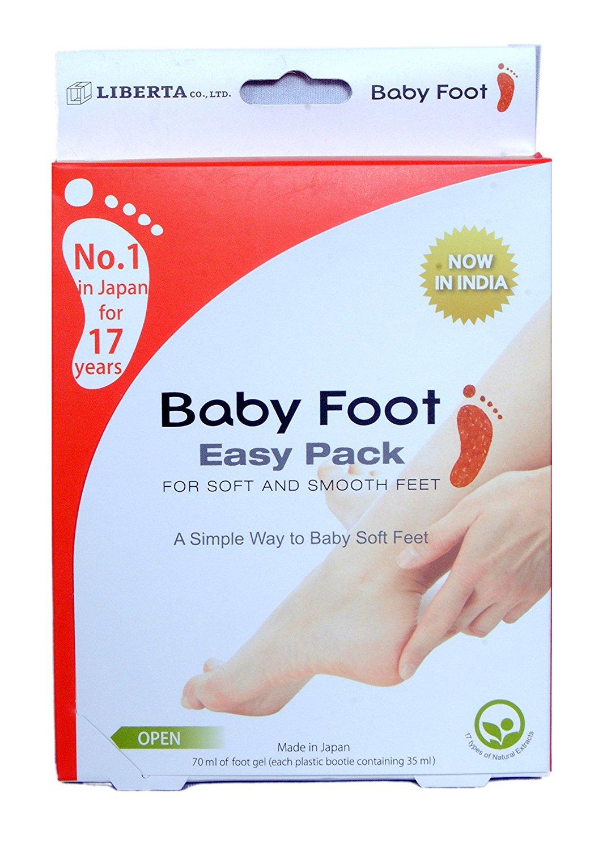 Image of Baby Foot Fodpakning til Bløde Fødder - 70 ml