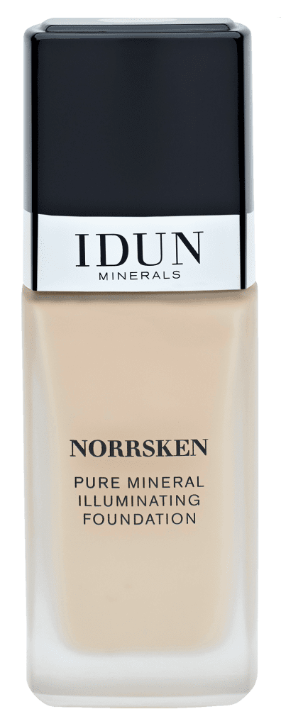 Image of   Idun Norrsken Liquid Mineral Foundation - Saga - 30 ml