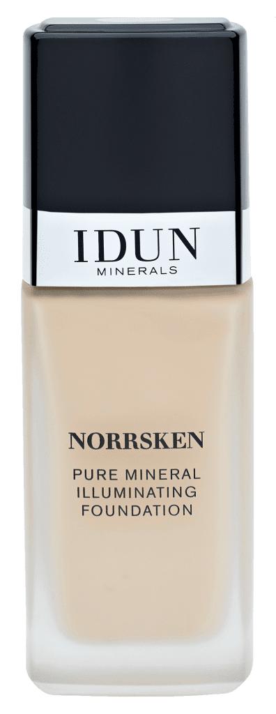 Image of   Idun Norrsken Liquid Mineral Foundation - Saga - 30 ml