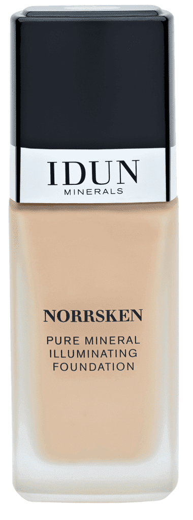 Image of   Idun Norrsken Liquid Mineral Foundation - Siri - 30 ml