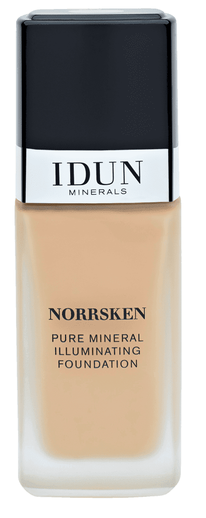 Image of   Idun Norrsken Liquid Mineral Foundation - Svea - 30 ml