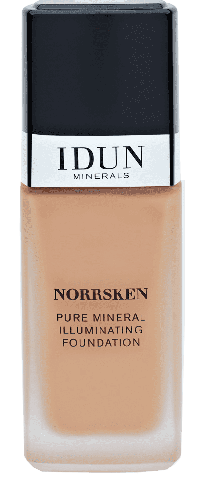 Image of   Idun Norrsken Liquid Mineral Foundation - Ylva - 30 ml