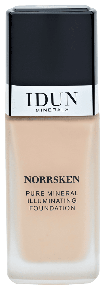 Image of   Idun Norrsken Liquid Mineral Foundation - Disa - 30 ml