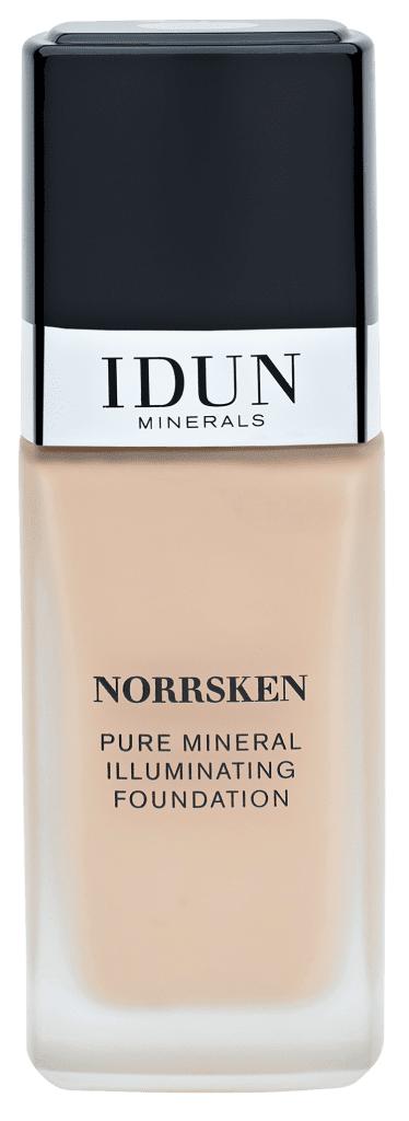 Billede af Idun Norrsken Liquid Mineral Foundation - Disa - 30 ml