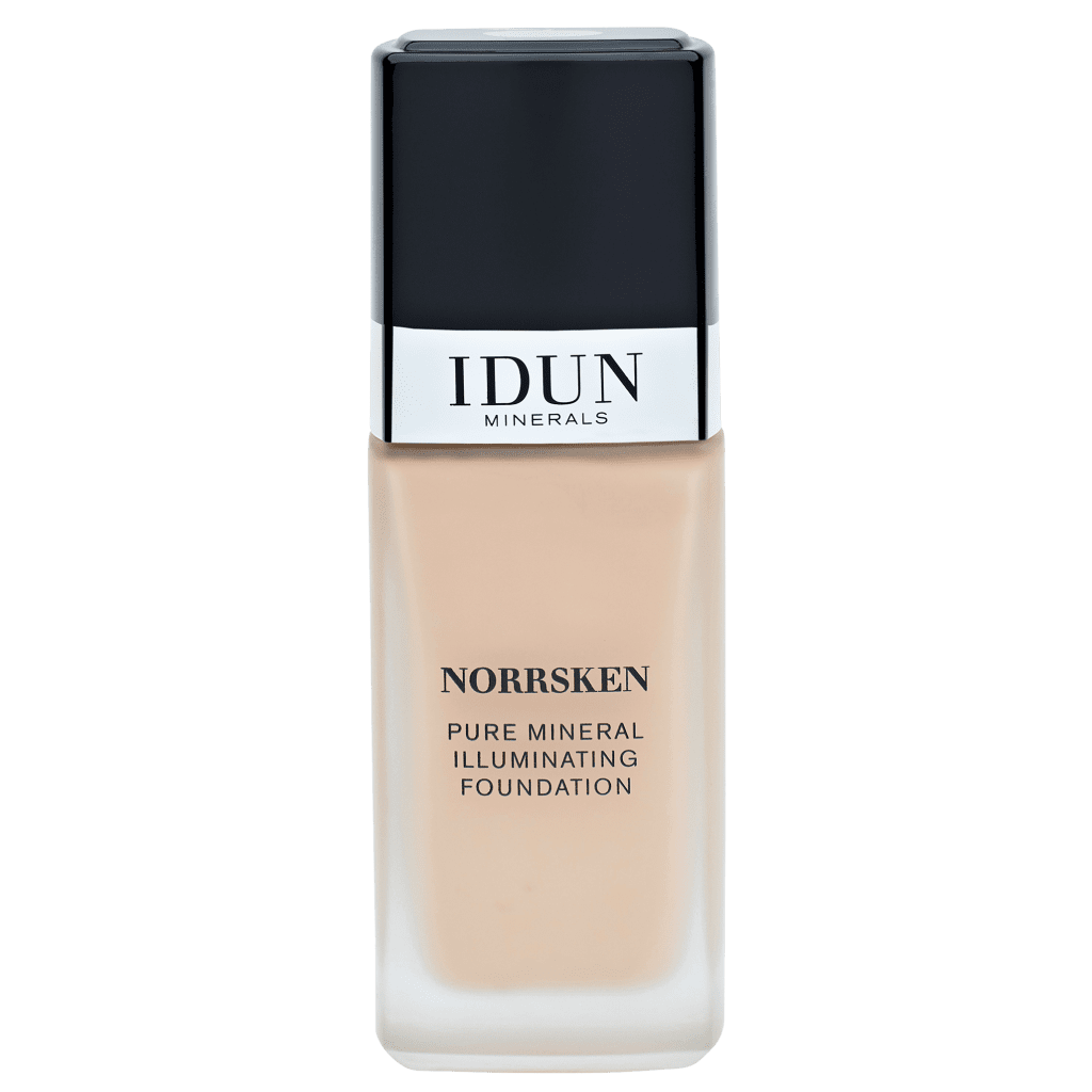 Image of   Idun Norrsken Liquid Mineral Foundation - Embla - 30 ml