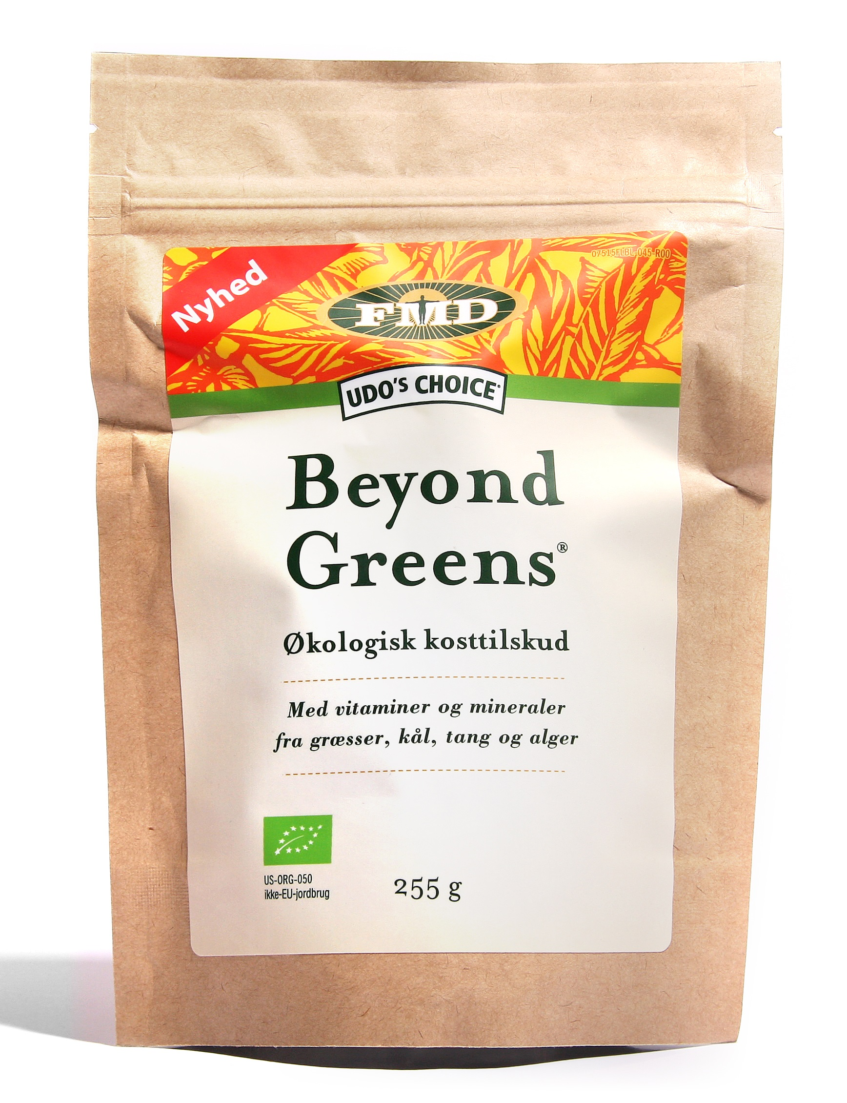 Udo s Choice Beyond Greens Ø - 255 Gram