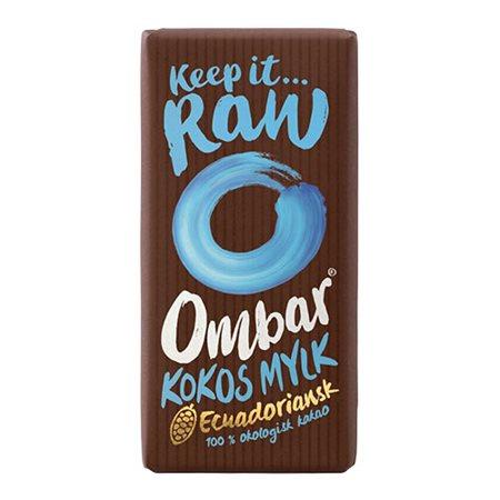 Image of   Ombar Kokos Mylk Bar - 35 Gram - 1 Bars