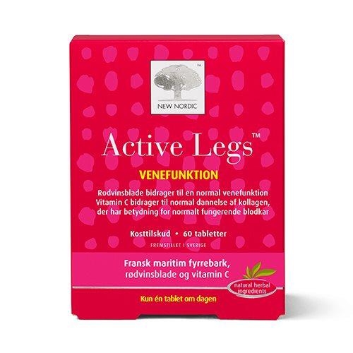 Billede af New Nordic Active Legs - 60 Tabl