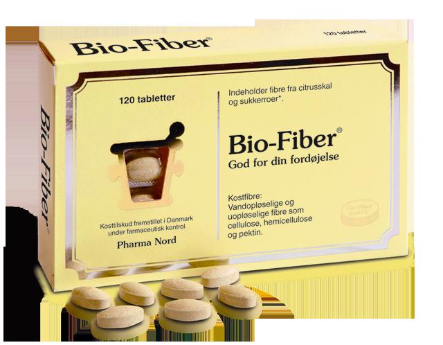 Image of   Pharma Nord Bio-Fiber - 120 Tabl