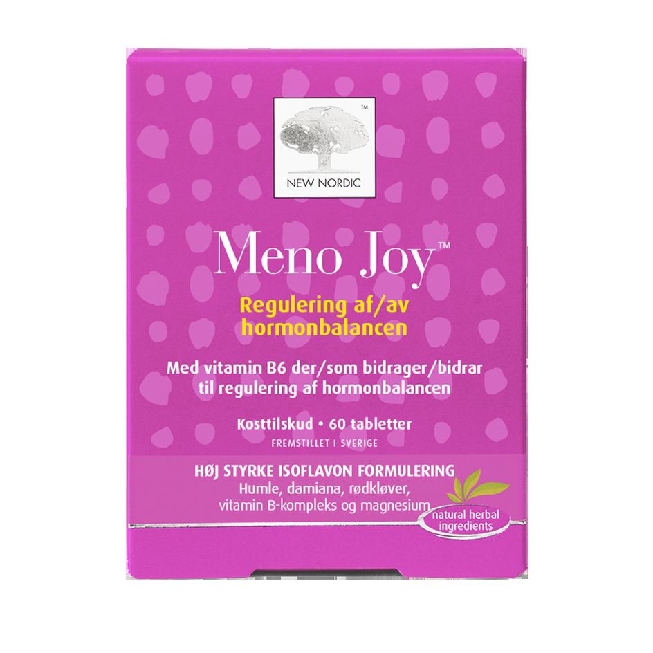 Billede af New Nordic Meno Joy - 60 Tabl