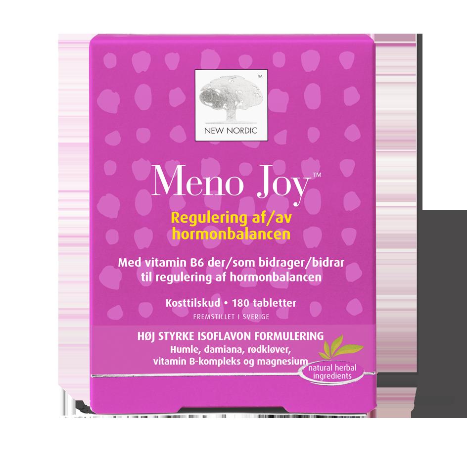 Billede af New Nordic Meno Joy - 180 Tabl