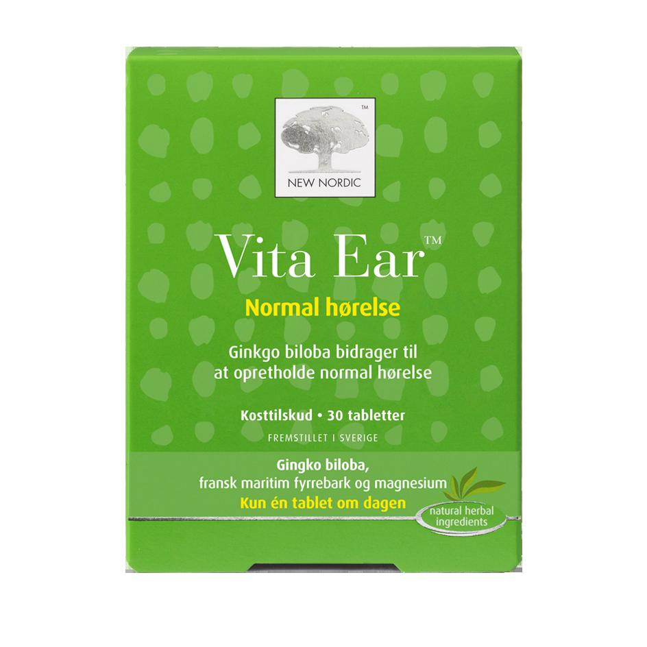 New Nordic Vita Ear - 30 Tabl