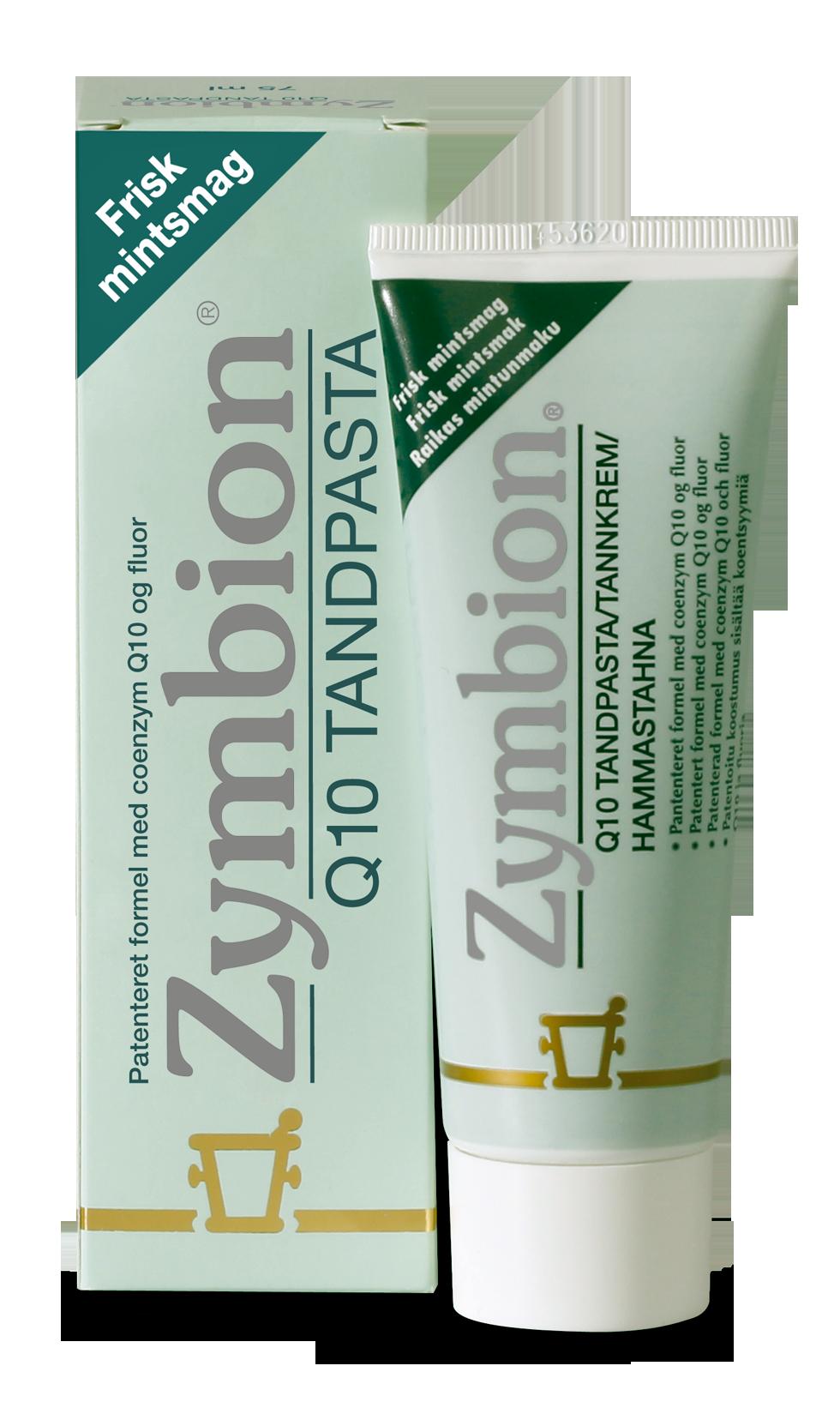 Image of   Pharma Nord Zymbion Q10 Tandpasta - 75 ml