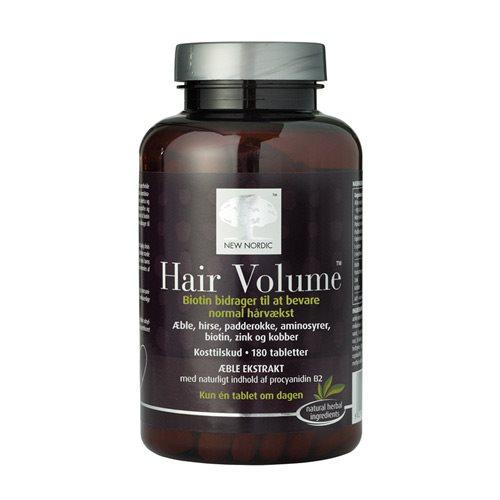 Billede af New Nordic Hair Volume - 180 Tabl
