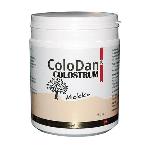 ColoDan Mokka Colostrum Pulver - 250 G