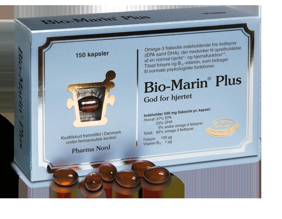 Image of   Bio-Marin Plus fra Pharma Nord - 500 mg - 150 Kaps