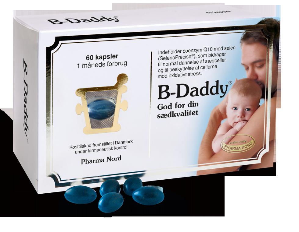 Image of   Pharma Nord B-Daddy - 60 Kaps