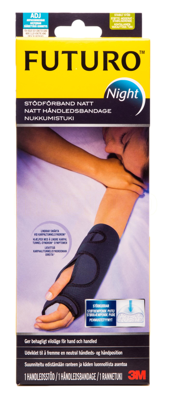 Billede af Futuro Night Justerbar Håndledsstøtte - 1 Ones - 1 Stk.