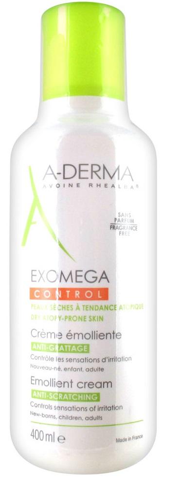 Image of   A-Derma Exomega Control Balm - 400 ml