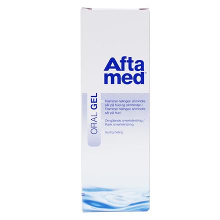 Image of   Aftamed Mundgel - 15 ml