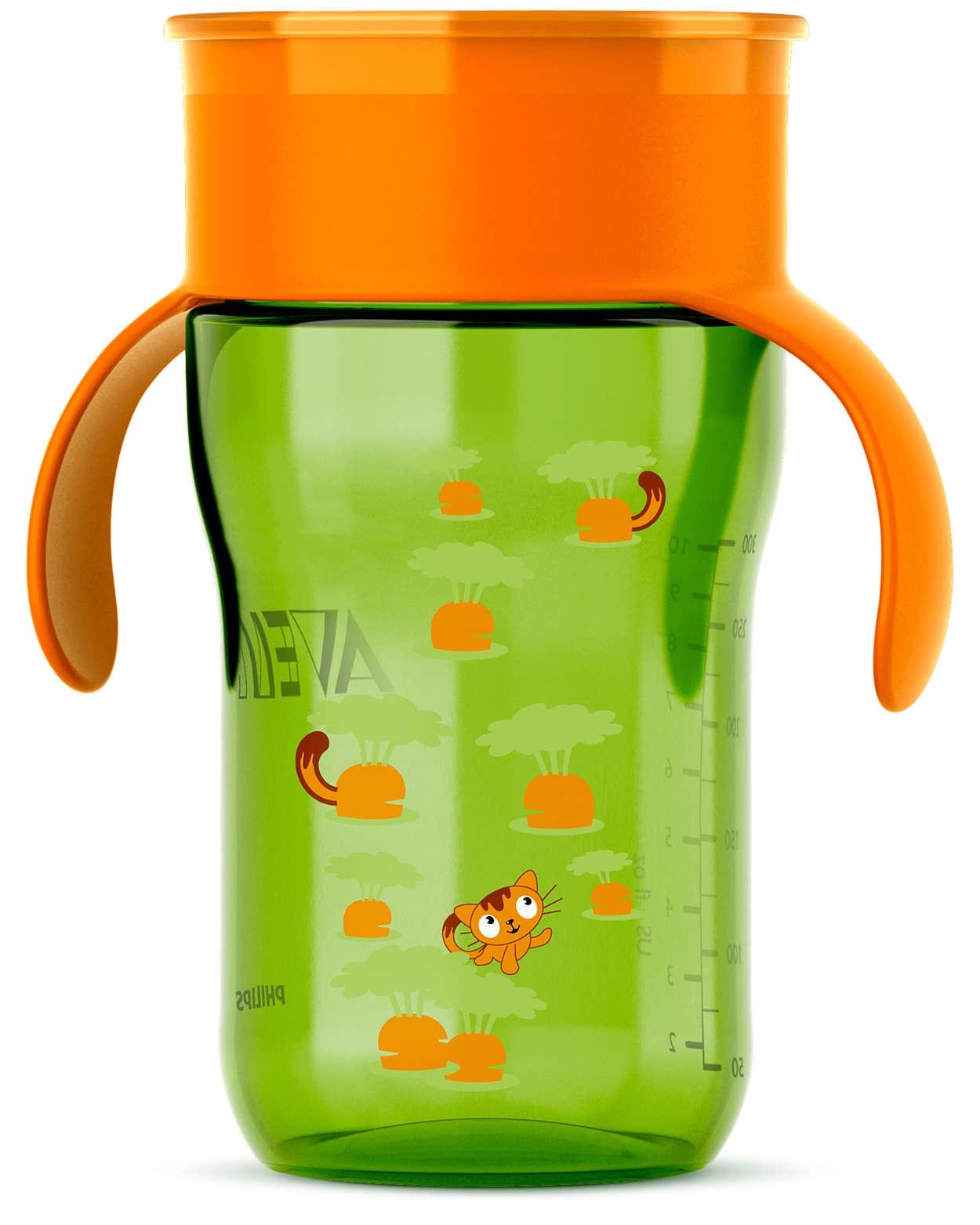 Billede af Philips Avent Drikkekop til Større Børn - 340 ml