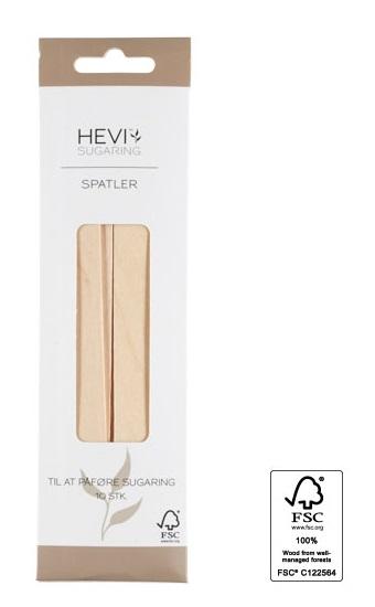 HEVI Spatel Sæt - 1 Pakk