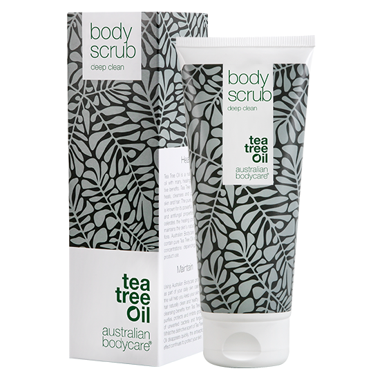 Image of Australian Bodycare Body Scrub - 200 ml