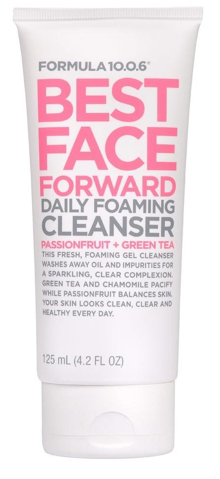Formula 10.0.6 Best Face Forward Cleanser - 100 ml