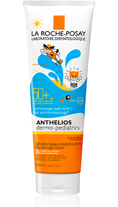 Image of   La Roche-Posay Anthelios Kids Wet Skin - 50+ SPF - 250 ml