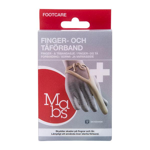 Billede af Mabs Tå- og Fingerbandage - 4 Stk.