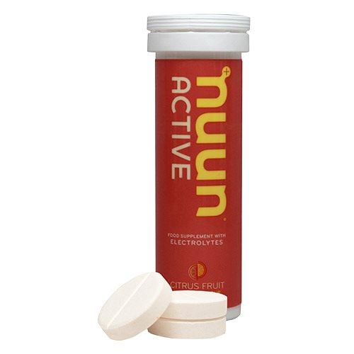 Nuun Active Elektrolyt Sportsdrik - Citrus - 12 Tabl