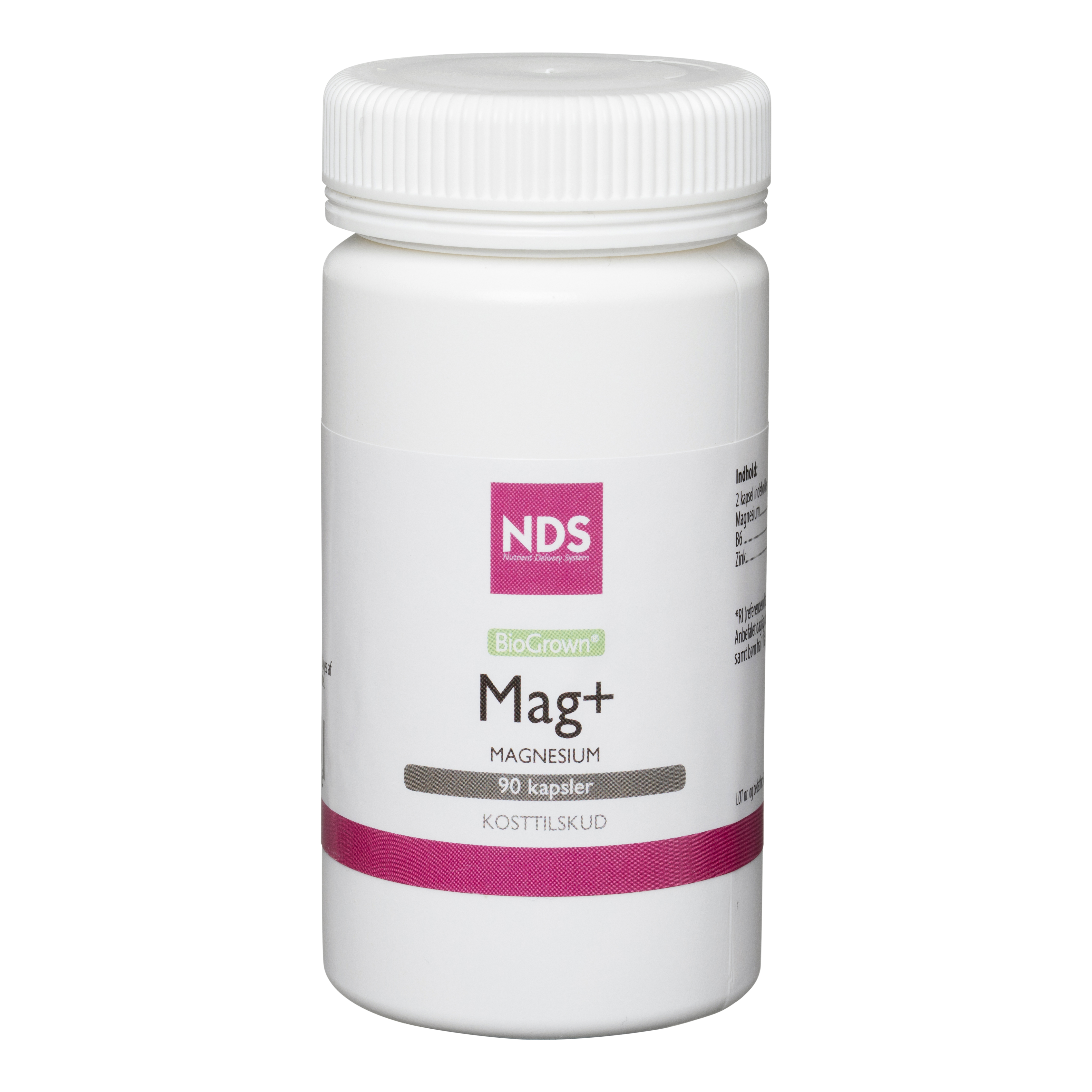 NDS magnesium